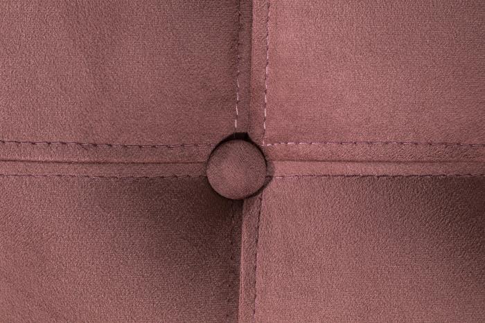 Taburet  Diana, Roz inchis, 80x44x80 cm 3