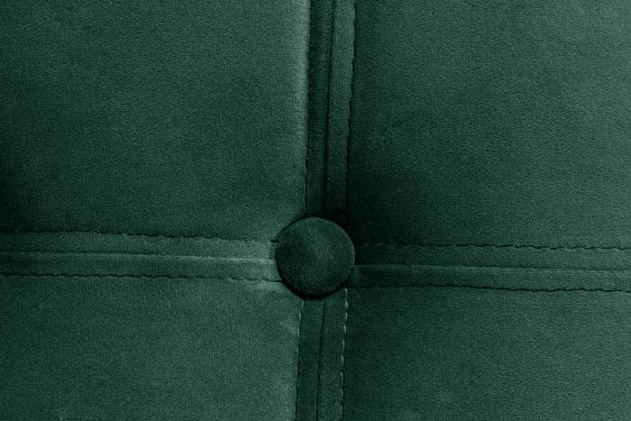 Taburet  Diana, Verde inchis, 80x44x80 cm 3