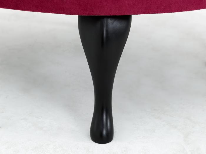 Taburet  Diana, Fuchsia, 80x44x80 cm 4