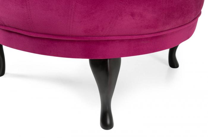 Taburet  Diana, Fuchsia, 80x44x80 cm 7