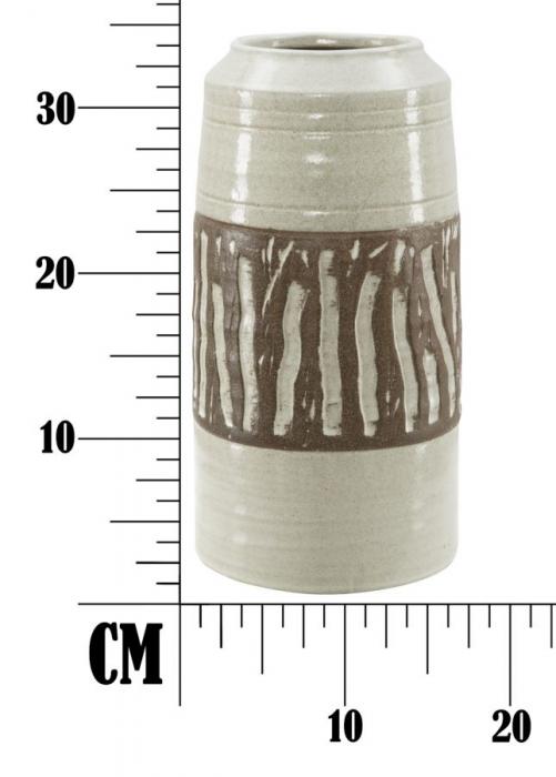Vaza AFRICAN (cm) Ø 17X33 5