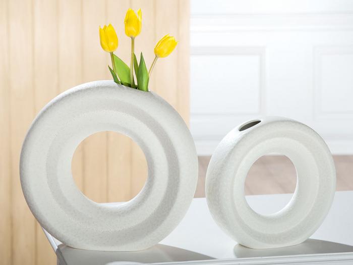Vaza BRIZZOLA, ceramica, 35x10x32.5 cm 0