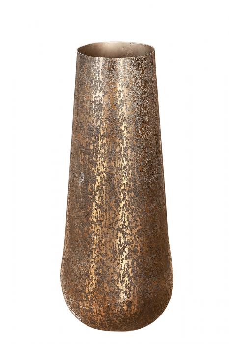 Vaza COBRE, aluminiu, 120x42.5 cm lotusland.ro
