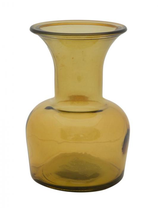 Vaza CUP, galben, 14X20 cm, Mauro Ferretti  0