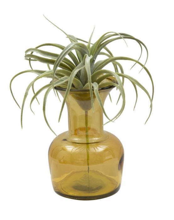 Vaza CUP, galben, 14X20 cm, Mauro Ferretti  3