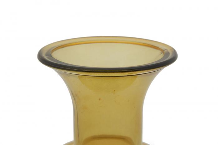Vaza CUP, galben, 14X20 cm, Mauro Ferretti  2