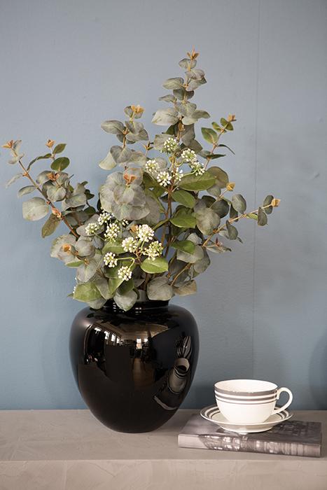 Vaza DONNA, sticla, 25x25 cm 0