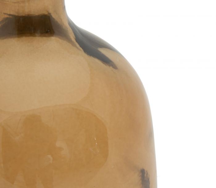 Vaza FAT, galben, 13X31 cm, Mauro Ferretti 2