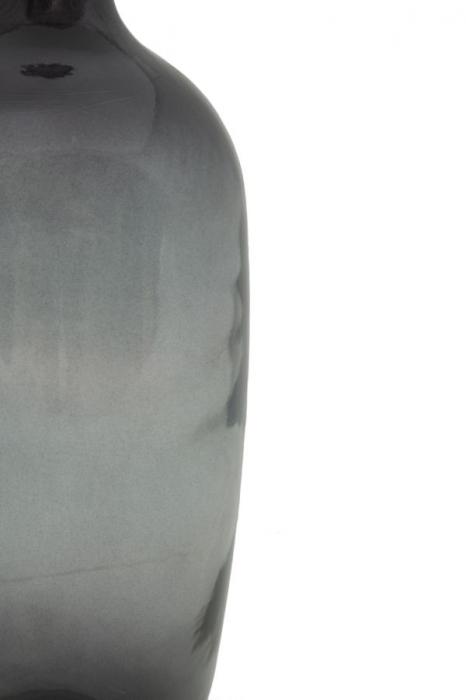 Vaza FAT, gri, 16X38 cm, Mauro Ferretti  1