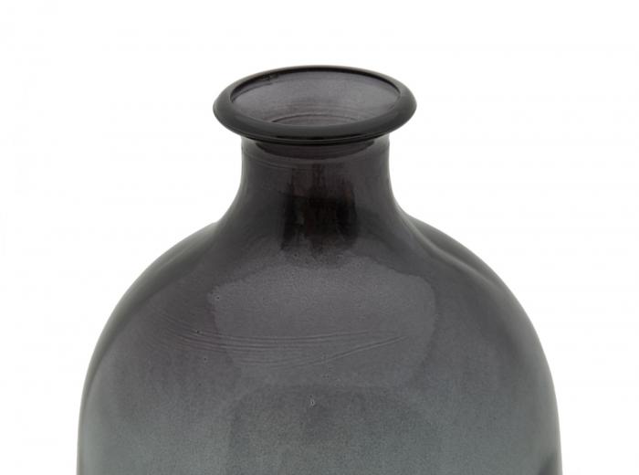 Vaza FAT, gri, 16X38 cm, Mauro Ferretti  2