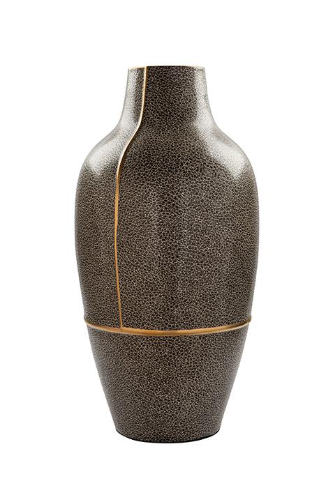 Vaza FAVORA, portelan, 26 x 56 cm lotusland.ro