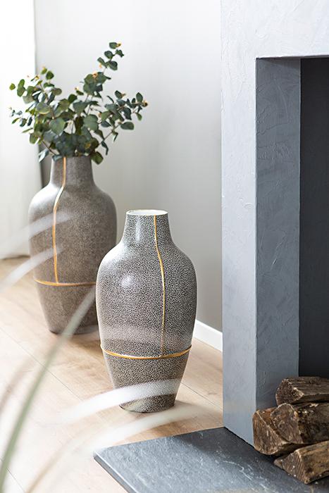 Vaza FAVORA, portelan, 26 x 56 cm [1]