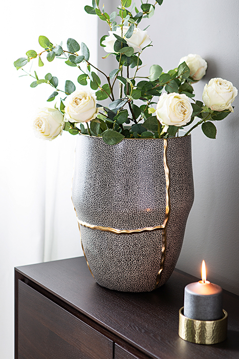 Vaza FAVORA, portelan, 28.5 x 40.5 cm [1]