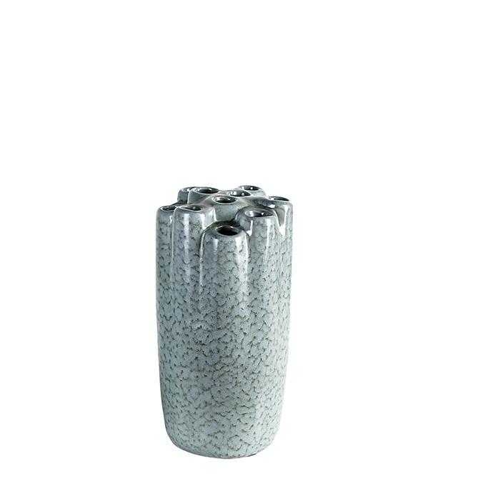 Vaza HOLES, ceramica, 25x14 cm 0