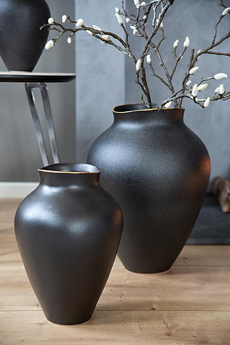Vaza KALEA, ceramica, 22.5 x 33 cm [0]