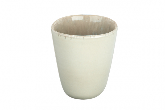Vaza Lagua 250ml, Ceramica, culoare, 10x9 cm imagine 2021 lotusland.ro