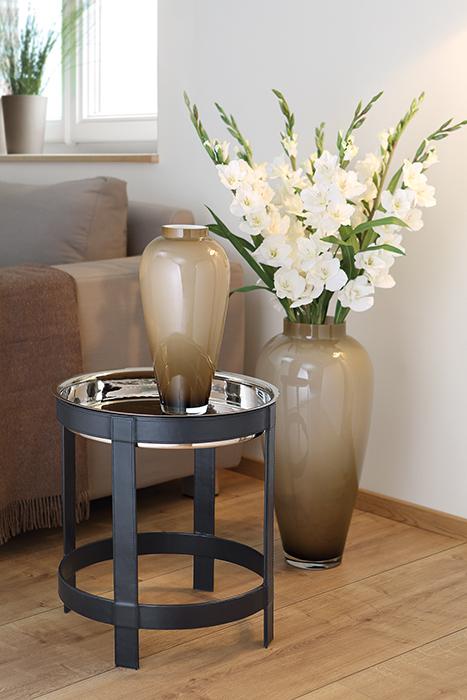Vaza LIVORNO, sticla, 59x29.5 cm 1