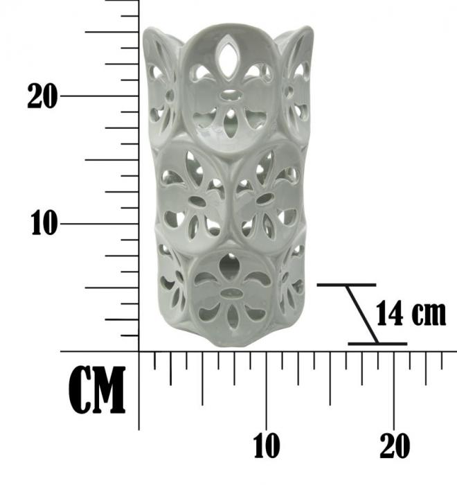 Vaza PETAL Ø (cm) 14X25,5  3