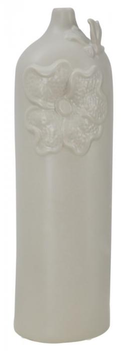 Vaza portelan  FLEUR (cm) 15X13X47,5 1