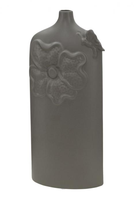 Vaza portelan FLEUR (cm) 17X7,5X39,5 lotusland.ro