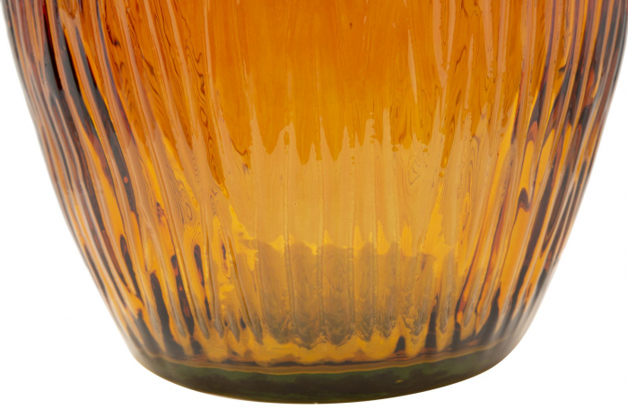 Vaza SLIM, portocaliu, 25X99 cm, Mauro Ferretti  1