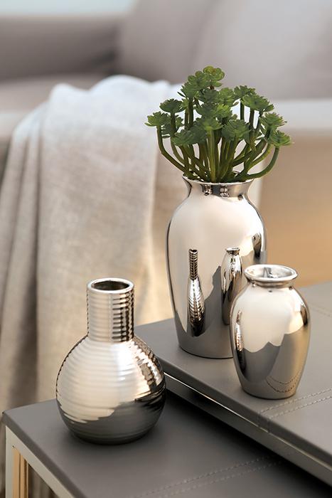 Vaza ZOLA, portelan, 10x6 cm 1