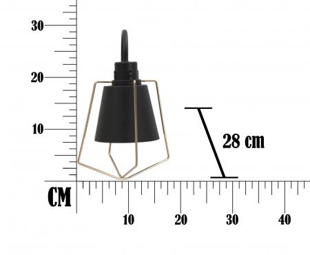 Aplica ELEGANT -D- (cm) 18X28X288