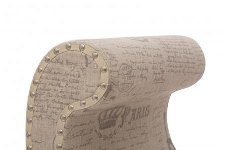 Bancuta PARIS, 96X43X70 cm, Mauro Ferretti6