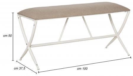 Bancuta SARAJEVO  (cm) 100X37,5X507