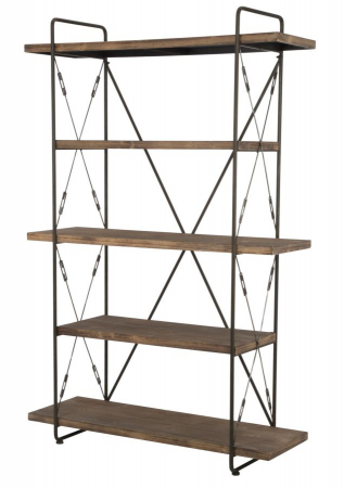 Biblioteca RAW, 119.5X41X185.5 cm, Mauro Ferretti [4]