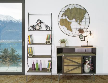 Biblioteca RAW, 65X41X180 cm, Mauro Ferretti [7]