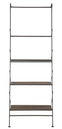 Biblioteca RAW, 65X41X180 cm, Mauro Ferretti [1]