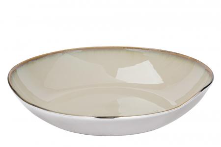Bol ANTEA, metal, 36 x 8 x 36 cm [0]