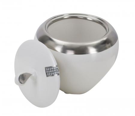 Bol ceramic cu capac LUTTICH (cm) Ø 14X151