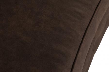 Canapea Chesterfield, Curbata, Maro , 230x80x86 cm6