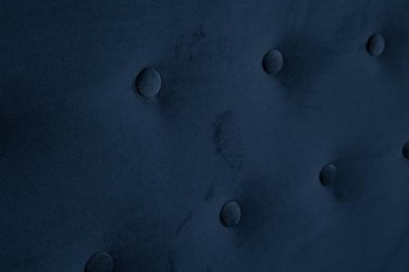 Canapea Diana 2H, Albastru petrol, 140xx86x67 cm3