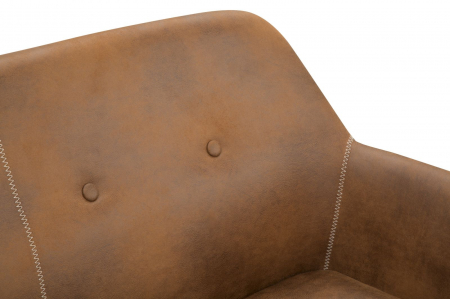 Canapea METROPOLITAN, 118X56X83.5 cm, Mauro Ferretti [5]