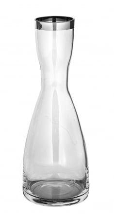 Carafa PLATINUM, sticla, 30 cm0