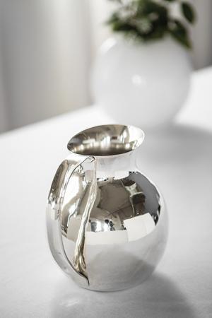 Carafa SOLENA, placata cu argint, 16.5 x 21 cm, Fink [0]