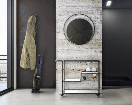 Ceas de perete CIRCLE, 60X4.5 cm, Mauro Ferretti 4