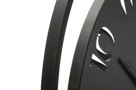 Ceas de perete CIRCLE, 60X4.5 cm, Mauro Ferretti 3