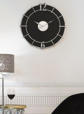 Ceas de perete GLAM, 60X4.5 cm, Mauro Ferretti 5