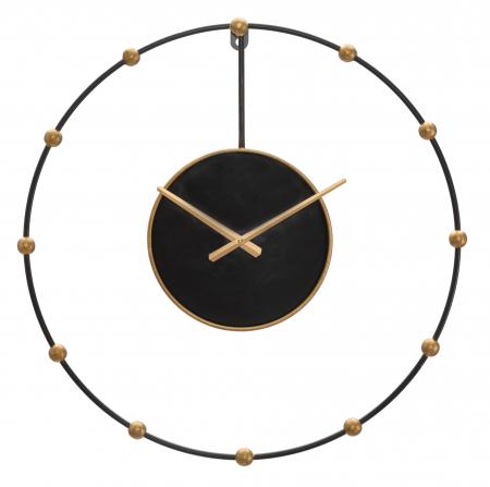 Ceas de perete PEARL CM Ø 61X4,5, Mauro Ferretti4