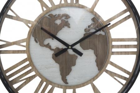 Ceas de perete WORLD CLASS, 60X6 cm, Mauro Ferretti 2