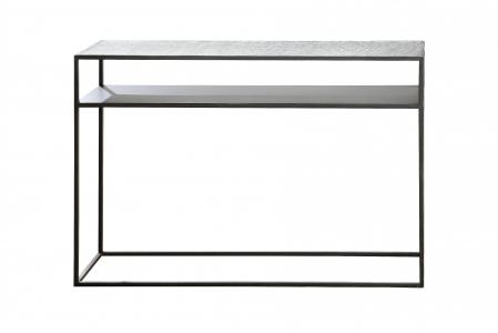 Consola VENA, metal, 120x35x80 cm2