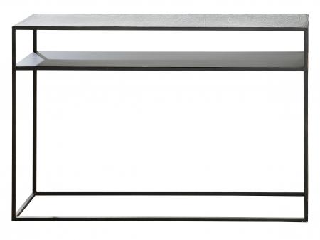 Consola VENA, metal, 120x35x80 cm3