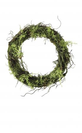 Coronita MOSS, fibre sintetie, 40 cm1