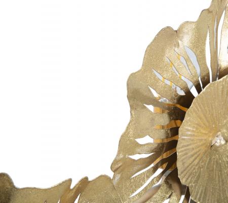 Corp de iluminat de perete cu 3 becuri GISPY, metal, 85X8X34 cm, Mauro Ferretti6