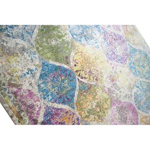 Covor Merinos, Colorful, 13 mm, 80 x 150 cm [5]