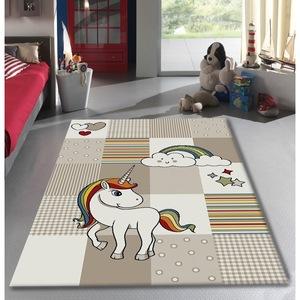 Covor Merinos, Diamond Kids 21992-760, Fibre sintetice, Multicolor, 120 x 170 cm [0]